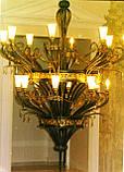 Кованые люстры, Эксклюзивный дизайн., фото 2