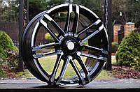 Литые диски R20 9.5j 5x130 et50 на авто Porsche Cayenne Cayman Panamera Audi Q7 VW Touareg
