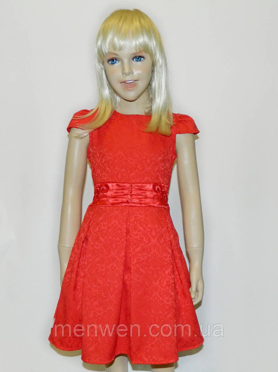 0cc89f243a74f7 Платье для девочки (возможен подъюбник) 6-14 лет - MenWen - Одежда для