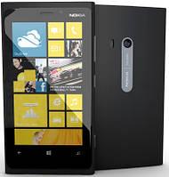 """Китайский Nokia Lumia 920, дисплей 4"""", Wi-Fi, ТВ, 1 SIM, FM-радио, Java. Заводская сборка. Черный"""