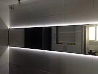 Зеркала для сан-узлов со светодиодной подсветкой на заказ.
