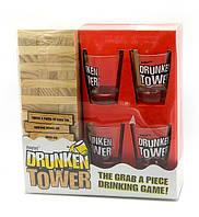 Настольная игра Дженга — «Пьяная башня» , фото 1