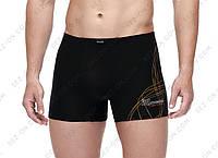 Трусы шорты мужские хлопок с бамбуком Taso 5557 в наборе 2 штуки