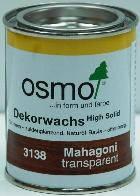 Dekorwachs Transparent 3138 Махагон 0.75л (Osmo, Германия), фото 1