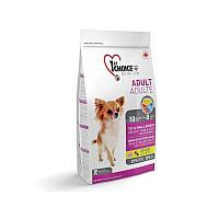 Корм МИНИ ЯГНЕНОК РЫБА 2,72 кг сухой для собак 1st Choice (Фест Чойс)