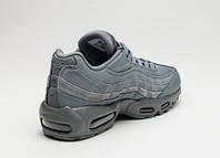 Кроссовки мужские nike air max 95 essential cool grey. кроссовки найк аир макс, интернет магазин обуви