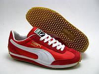 Кроссовки мужские Puma Wind Red. сайт интернет магазин, кроссовки пума винд красные