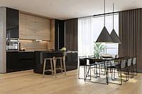 Дизайн интерьера кухни в стиле Hi-Tech