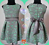 Детское платье Stripe 116-134 см, фото 3