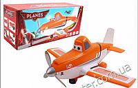 Самолет Planes, музыка, в коробке + код MSS-EC27162Q