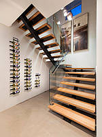 Лестницы из металла. Каркасы лестниц.