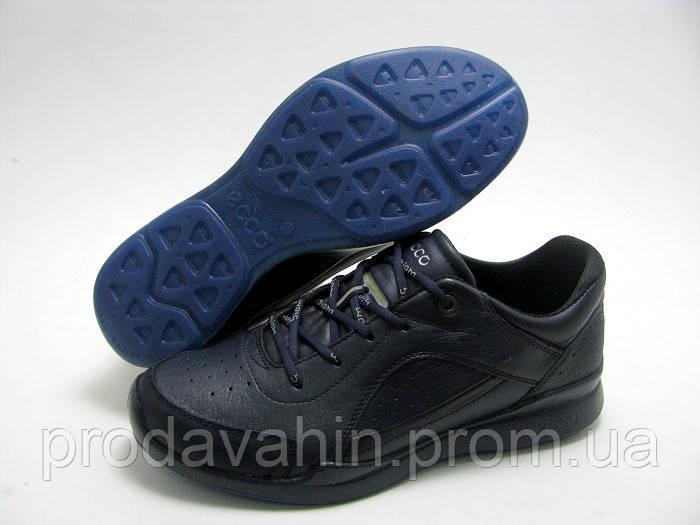 e1311bfbd57051 ▻ Купить Ботинки мужские Ecco. интернет магазин обуви, экко синие ...