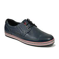 Туфли мужские спортивные кожаные демисезон ТМ Mida 3b9173bae5499