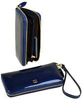 Гаманець-сумка шкіра жіночий Gold Bretton