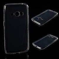 Акция ! Чехол бампер чохол  + Стекло на Samsung J100 Galaxy J1 Duos