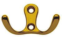 Крючок мебельный DG KELEBEK ASKI 13.130-05 Желтый