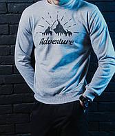 """Фирмовый модный свитшот молодежный победов Pobedov sweatshirts """"Сasual Animals"""" Bullterrier"""