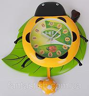 Настенные часы (27х30) LOVELY-clock XKC /07