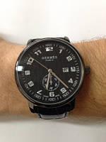 Мужские стильные часы Hermes (Арт. 4428)