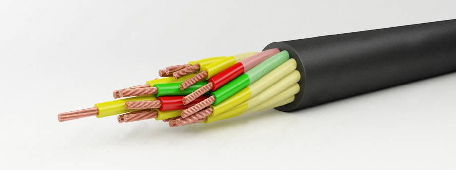 Силовой гибкий кабель РПШ 7х2,5 (7*2,5), фото 2