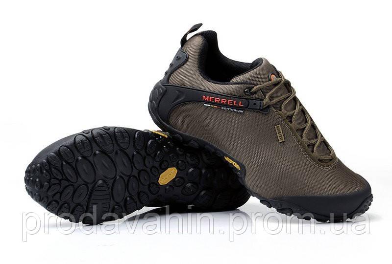2c6162a4 Мужские кроссовки Merrell Continuum Goretex Grey M . кроссовки интернет,  мерелл обувь - Интернет-