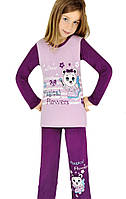 Пижама для девочки OTS 8739