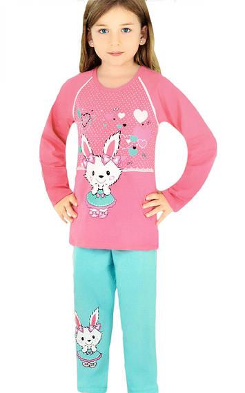 Пижама для девочки OTS 8734