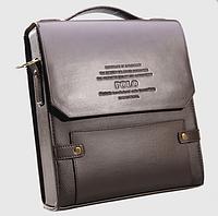 Сумка-портфель мужская POLO с ручкой