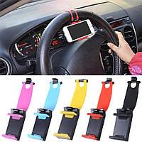 Держатель для телефона в автомобиль ( Iphone 5/5S/5SE, 6/6s, 6 plus +)