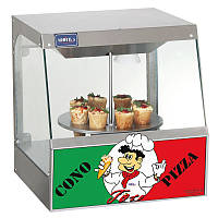 Тепловая витрина для коно-пиццы (пиццы в стаканчике) КИЙ-В ВТ ФПК