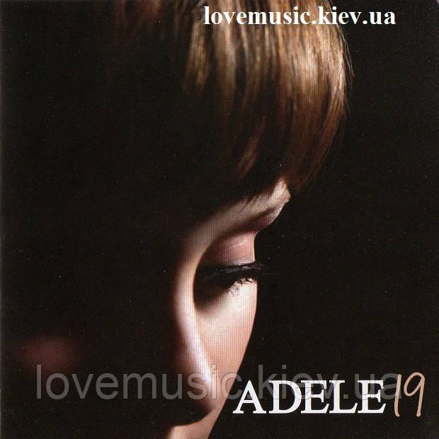 Музичний сд диск ADELE 19 (2008) (audio cd)