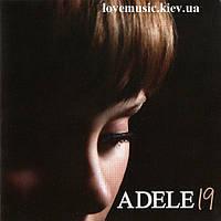Музыкальный сд диск ADELE 19 (2008) (audio cd)