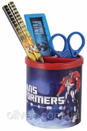 """Настольный набор Kite """"Transformers"""" 4 предмета"""