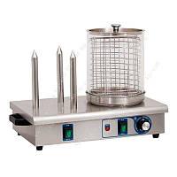 Оборудование для приготовления хот-догов КИЙ-В Трейд HHD-3