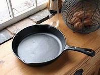 Советы по уходу за чугунной сковородой