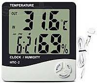 Цифровой термометр-гигрометр НТС 2, фото 1