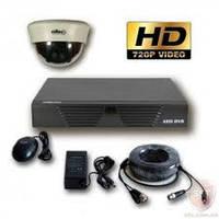 Kомплект HD видеонаблюдения Oltec AHD-ONE-911