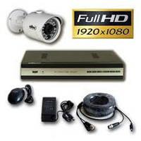 Kомплект HD видеонаблюдения Oltec AHD-ONE-302