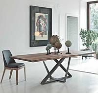 Современный стол MILLENNIUM фабрики BONTEMPI (Италия)