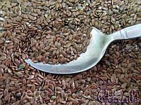 Лен коричневый семена, 100 грамм