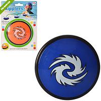Игра спортивная RMT-M 3014 (блинчик прыгает по воде, 10,5см, 2 цвета)