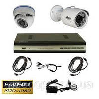 Kомплект HD видеонаблюдения Oltec AHD-DUO-302/920