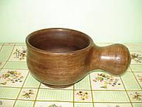 Чашка глиняная.