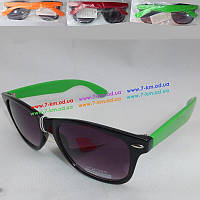 Очки солнцезащитные Tan2140 пластик 5 шт (12-16 лет) Разный