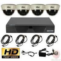 Kомплект HD видеонаблюдения Oltec AHD-QUATTRO-911