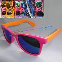 Очки солнцезащитные Tan4 пластик 5 шт (2-6 лет)