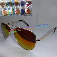 Очки солнцезащитные Tan6458 пластик 5 шт (12-18 лет)