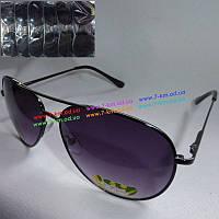 Очки солнцезащитные Tan6407 пластик 5 шт (12-18 лет)