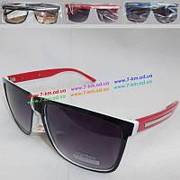 Очки солнцезащитные Tan2148 пластик 5 шт (12-18 лет) Красный