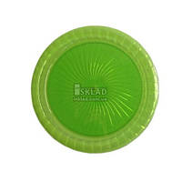 Тарелка 26,5 см для десертов прозрачная 550444 HF